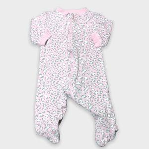 4/$20🥳 Cotton George Light Pink Sleeper